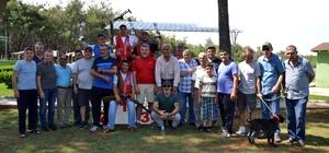 Adana Gençlik Hizmetleri ve Spor İl Müdürlüğü Kupası Atıcılık müsabakaları