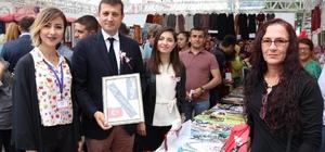 Çerkezköy Kültür Sanat Kursları Yılsonu Sergisi