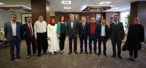 """Başkan Karaosmanoğlu, """"Derneklerimiz kabuklarını kırmalı"""""""