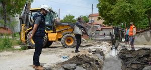 Havza ve Ladik ilçelerine 3 milyon liralık içme suyu yatırımı