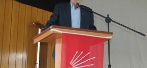 Hisarcık CHP İlçe Başkanı vefat etti