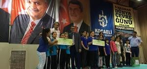 'Dünya Çevre Günü' Kocaeli'de etkinliklerle kutlandı