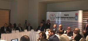 2026 Kış Olimpiyat Oyunları adaylığı İçin ilk toplantı Erzurum'da gerçekleşti