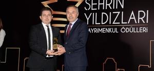 """Bursa'da, """"Şehrin Yıldızları"""" belli oldu"""