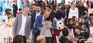 Sultangazi Belediyesi'nden öğrencilere iftar