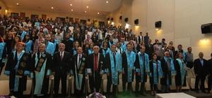 BEÜ Fen Edebiyat Fakültesinde mezuniyet töreni
