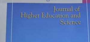 Yükseköğretim ve bilim dergisi 2017 yılının ilk sayısı yayımlandı