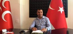 Kilis'te MHP Merkez ilçe başkanlığına Demir atandı