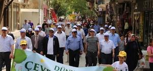 Darıca, Dünya Çevre Haftasında yürüdü