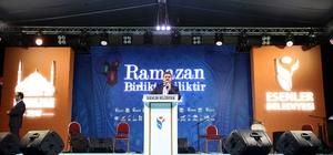 Ahmet Yaşar Hocaefendi Esenler'de anıldı
