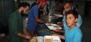 Bayırbucak Türkmenlerine iftar