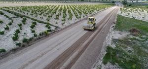 İl Özel İdaresi Sofular köyünde yol yapım çalışmalarına başladı
