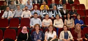 Altınova'da belediye personeline iletişim eğitimi