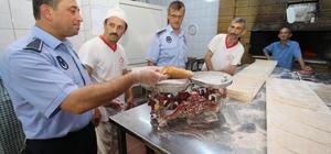 Akyazı Zabıtasından Ramazanda fırınlara sıkı denetim