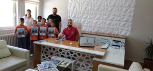Balya'da BENGİ projesi dergi oldu