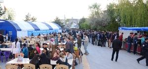 Palandöken Belediyesi her gün 3 bin vatandaşa iftar veriyor