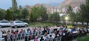 Oltu'da İftarlı mezuniyet programı