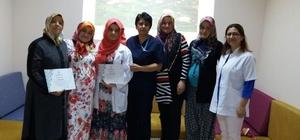 Korkuteli'nde anne adaylarına eğitim
