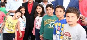 """Başkan Dr. Şadi Yazıcı: """"Eskiden Tuzlalı dışarı giderdi, şimdi herkes Tuzla'ya geliyor"""""""