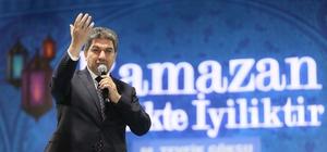 Mahmud Ustaosmanoğlu Hocaefendi Esenler'de anlatıldı