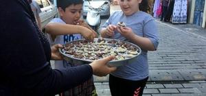 Belediyeden oruç tutan çocuklara destek