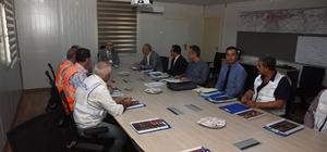 Adana'daki ulaşım projeleri ayrıntılarıyla masaya yatırıldı