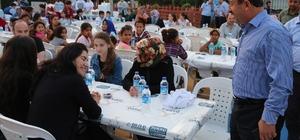 Başkan Karabacak Ramazan ayında da halkla birlikte