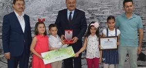 Atık pil toplayan okullara ödül