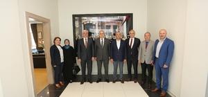 Başkan Kösemusul, AK Parti Adapazarı İlçe teşkilatını ağırladı