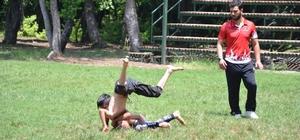 Köyceğiz'de amaç ata sporunu yaşatmak