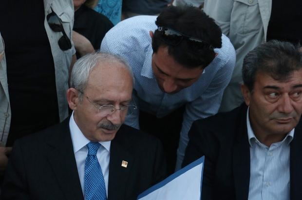CHP Genel Başkanı Kılıçdaroğlu, Burdur'da