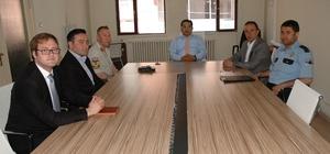 Hanönü'nde Güvenlik Toplantısı yapıldı