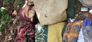 Bingöl'de terör örgütü PKK'nın 5 odalı sığınağı imha edildi