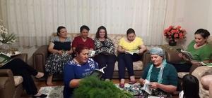 Aydın'da kadın çiftçilere beslenme eğitimi verildi