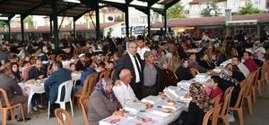 Taşköprü'de mahalle iftarları başladı