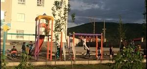 Güroymak'a 25 oyun parkı
