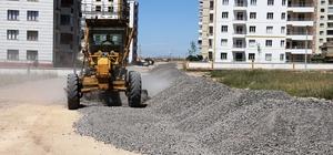 Bağlar Belediyesi 3 noktada yol çalışması başlattı