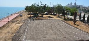 Darıca'da yeni mesire alanlaı tamamlanıyor
