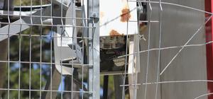Osmaniye'de baz istasyonuna terör saldırısı