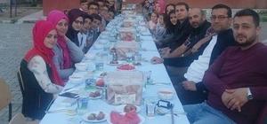 Hasanlar Ortaokulunda iftar