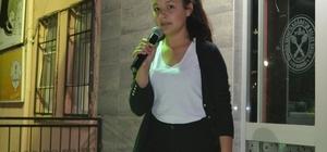 İvrindi Korucu YBO'da şiir dinletisi
