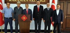 Karaman'da işadamının yaptırdığı yatılı Kur'an Kursu müftülüğe devredildi