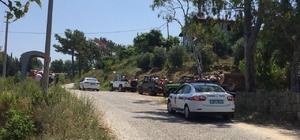 Manavgat Jandarma'dan safari denetimi