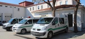 Biga Belediyesi'nden ücretsiz cenaze hizmeti