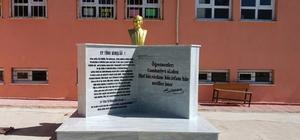 Büyükşehir Muhtarların Atatürk Büstü İsteğini Gerçekleştirdi