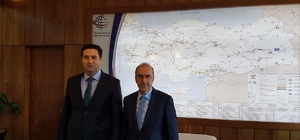 Başkan Gülenç, Ankara'dan müjdelerle döndü