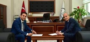 Dulkadiroğlu'nda teknik destek eğitimi projesi imzalandı