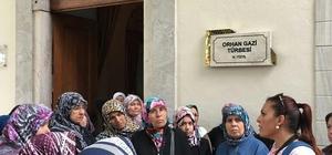 Söğütlü 500 kadından Bursa çıkartması