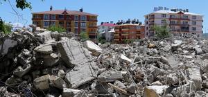 Bingöl'de kentsel dönüşüm çalışmaları
