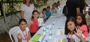 Söke'de 90 çocuk yazarın öyküleri kitaplaştı